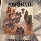 SNOKUL Christmas stand Cookie Cutter Pastry IKEA 6 stainless steel Decoration 3D SNÖKUL