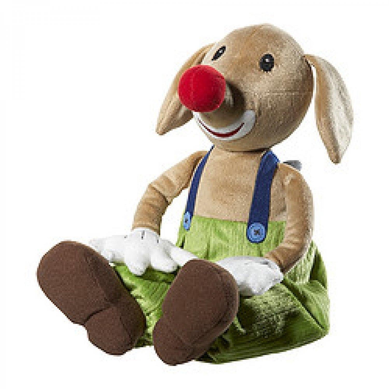 New IKEA KLAPPAR CIRKUS Clown Dog Mouse SOFT Plush Toy ...