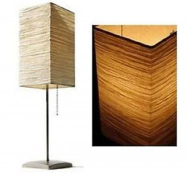 Ikea magnarp table lamp light paper set of 2 modern for Magnarp table lamp youtube