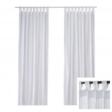 Ikea matilda curtains