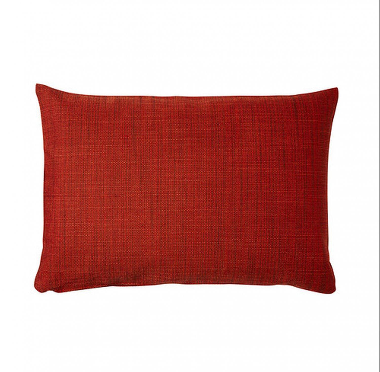 Ikea isunda cushion cover pillow sham gray 16quot x 26 for Ikea uk cushion covers