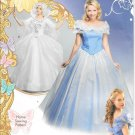 SIMPLICITY PATTERN 1026 DISNEY CINDERELLA COSTUME SIZES 14 16 18 20 22 UN-CUT