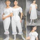 SIMPLICITY 1139 Martha McCain Historian Civil War Undergarments Size 6, 8, 10, 12 Pattern