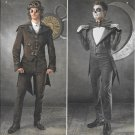 SIMPLICITY 1039 Mens' Arkivestry Steampunk Fantasy Costume Pattern Size 46-52