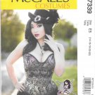 McCall's M7339 Yaya Hans Corset Sizes 14, 16, 18, 20, 22 Costume Pattern