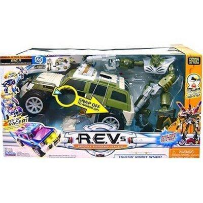 R.E.V.s Radically Engineered Vehicles Arsenal Attack  Vehicle