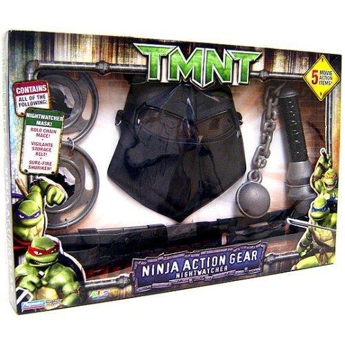 Teenage Mutant Ninja Turtle Movie Roleplay Nightwatcher