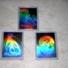 JEFFREY JONES 1 HOLOGRAM SET H1 H2 H3 + Ships Free!