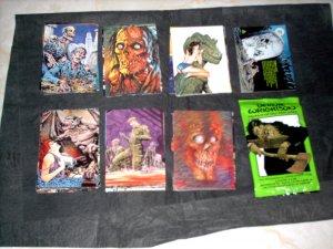 WRIGHTSON 135 CARD SET SET -VERY NICE + SHIPS FREE
