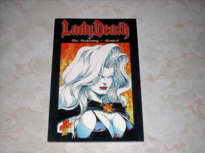 LADY DEATH - THE RECKONING REVISED TPB -SHIPS FREE