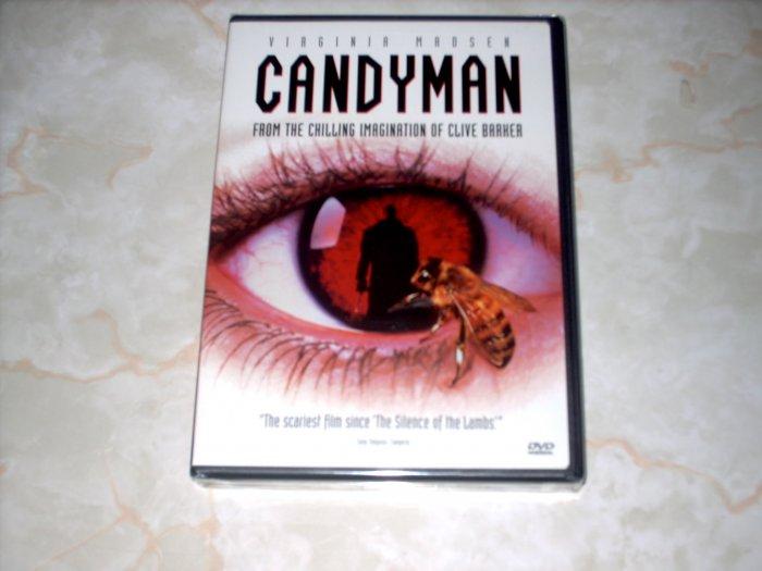 CANDYMAN - DVD - NEW - TONY TODD - SHIPS FREE