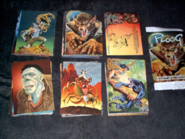 MIKE PLOOG 90 CARD SET + SHIPS FREE