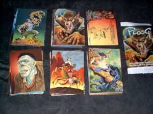 MIKE PLOOG 90 CARD SET + SHIPS FREE