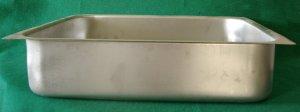 stainless steel deep drawer liner