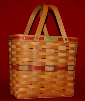 1989 Longaberger VIP Sales Basket