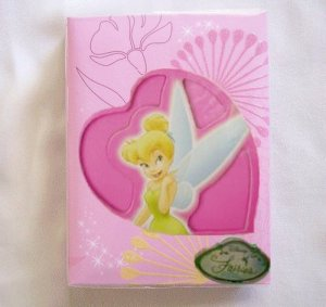 Tinker Bell 64 Page Photo Album - Pink