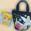 Tinker Bell Coin Purse - Black