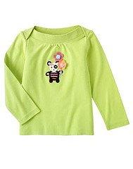 Girls Gymboree Imaginary Friends Shirt sz 4