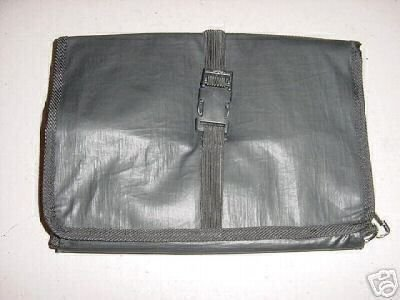 Aircraft / Pilot NEW!! Trifold Kneeboard Organizer PLUS