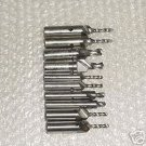 Aircraft Tools, Lot of NEW Countersink Drill Bits