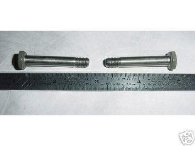 Aircraft Titanium Bolts,1/4-28thr, NAS6404D19