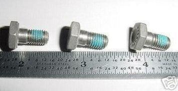 Aircraft Titanium Bolts,1/4-28thr, NAS6404L2