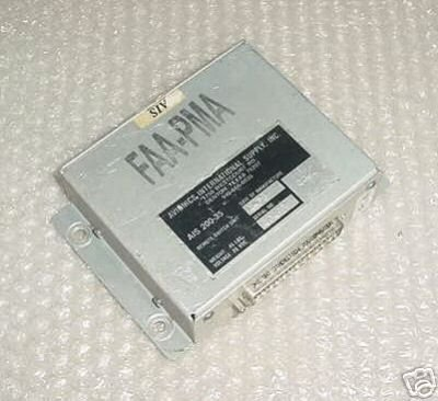 Aircraft Avionics Remote Switch Unit, AIS 200-35