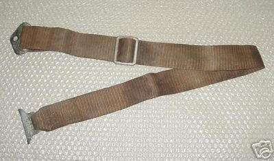 Cessna, Piper, Beech Seat Belt Shoulder Harness
