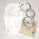 764-118, Piper Cheyenne PA-42 Main Gear Strut Seal Kit