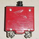 BM10-15, MS24571-15, 15A Aircraft Hi Temp Circuit Breaker