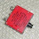 MS24571-2, 6752-12-2 1/2, Klixon 2.5A Aircraft Circuit Breaker