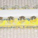 E-1251, 1251, Lot of Aircraft Miniature Light Bulbs / Lamps
