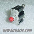 PSM-25, 43A8304-25, 25A Klixon PSM Srs Aircraft Circuit Breaker