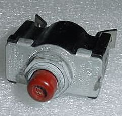 PSM-25, 43A8304-25, Klixon 25A PSM Aircraft Circuit Breaker