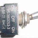 35-380053-3, 8906K1068, Beech Bonanza Toggle Switch