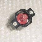 PM-10, NAF1131-10, 10A Klixon PM Series Aircraft Circuit Breaker