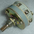 MS25002-1, MIL-S-6807, Aircraft Instrument Panel Rheostat Switch