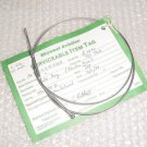 NEW!! Cessna Elevator Trim Cable Assembly, AV955-1-2-8-0365