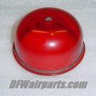 02-370360-00, 21760-2, Whelen 90081 Rotating Beacon Glass Lens