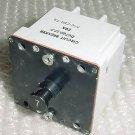 D6760-17-7, BACC18L-7A, 7A Klixon Aircraft Circuit Breaker