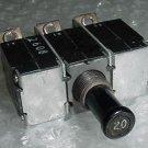 MS14154-20L, 4330-007-20, 20A Aircraft Circuit Breaker