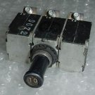 MS14154-10L, 10A Three Phase Aircraft Circuit Breaker