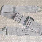 NEW!! Aircraft Gray Seat Belt Shoulder Harness, 1101440-05
