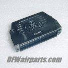 RD50F-110K, RD50F110K, Avionics Connector Plug Clamp Shell