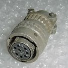 MS3126F12-8S, New Bendix Aircraft Cannon Plug Connector