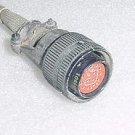 MS24266R14B15SN, MS24266-R14B15SN, Cinch Avionics Connector