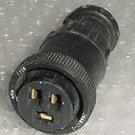 206037-2, Aircraft Avionics Harness Connector Plug