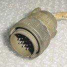 Aircraft Amphenol Cannon Plug Connector, CT06E22-14P