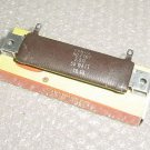 Aircraft Avionics Ohmite Resistor, F507, 7.5 Ohm, 55 Watt