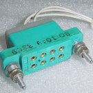 000300-1158, S0-1049-8309, Avionics Harness Connector Plug